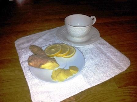 Рецепт имбирного чая для похудения фото 2
