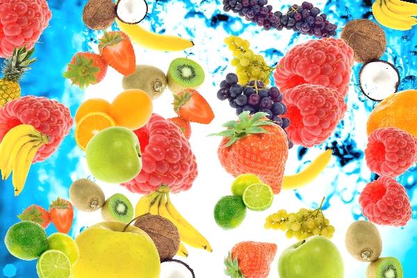Фрукты и овощи - вкусно и полезно