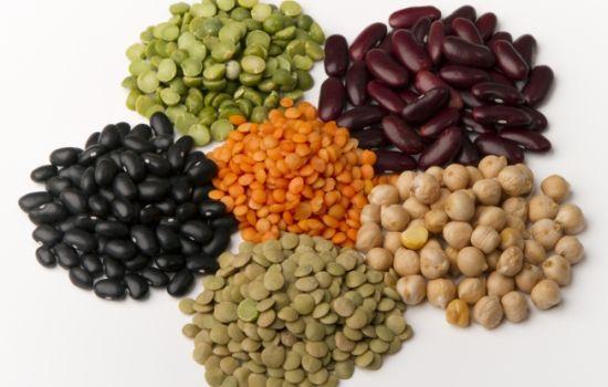 Список углеводных продуктов из семейства бобовых