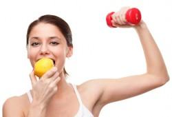 Фитнес-питание. Как питаться, чтобы сбросить вес и нарастить мышцы