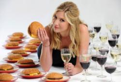 Алкоголь и тонкая талия. Можно ли похудеть если пить?