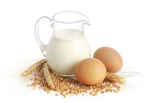 Список молочных, бобовых углеводных продуктов