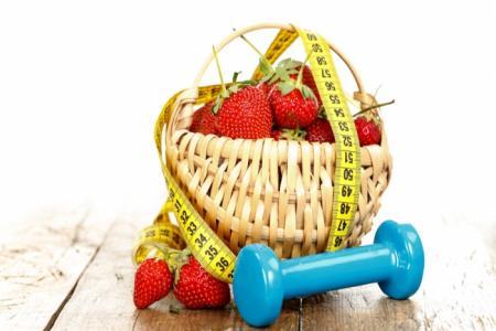 правильное питание и спорт