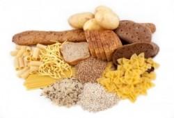 Список углеводных продуктов. Углеводы в продуктах питания. Фрукты, овощи, зерновые.