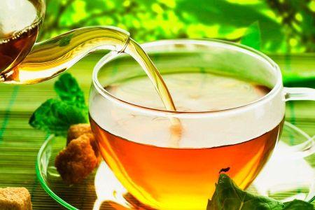 Волшебный чай для похудения