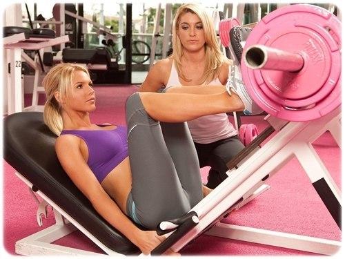 Клетки жира окисляются в силовом тренинге