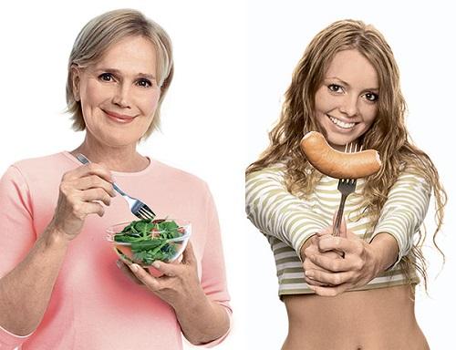 Возрастные требования к диете